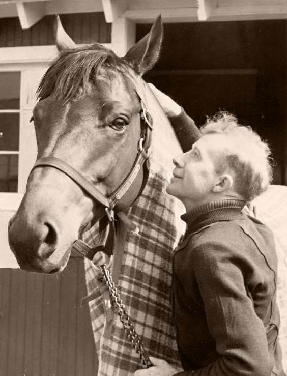 Seabiscuit Red Pollard