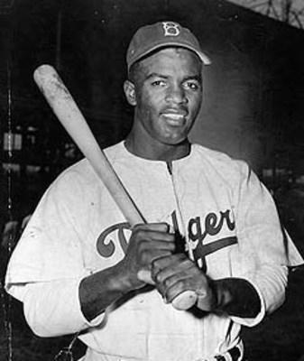 Jackie Robinson - April 15, 1947 Biographies Visual Arts Famous People Social Studies Sports