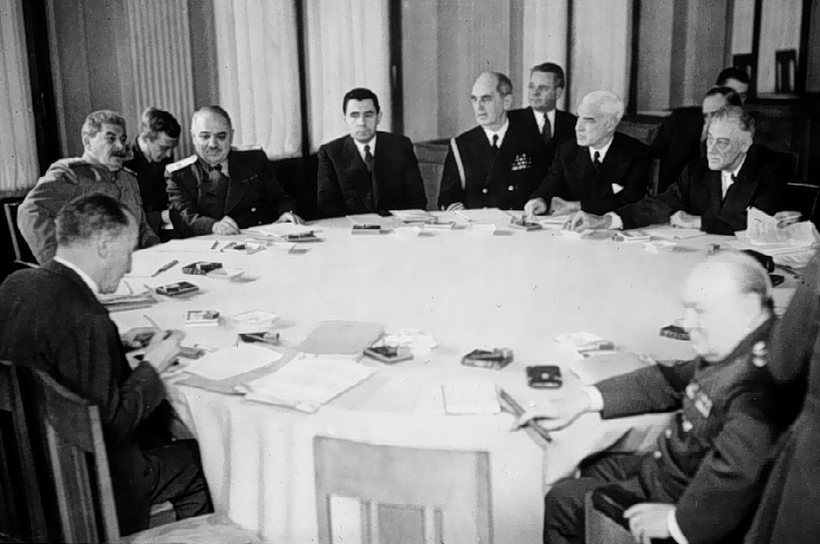 Image result for the yalta accords