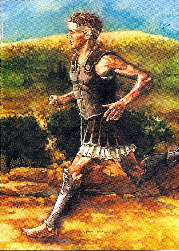 300 - Thermopylae and Rise of an Empire - REVENGING MARATHON Ancient Athenians