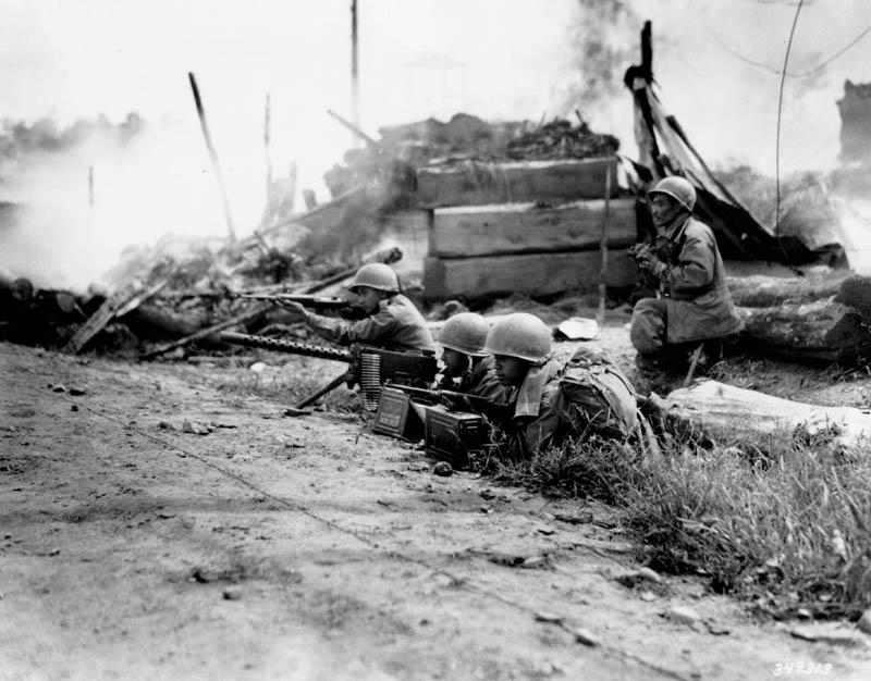 war machine gun