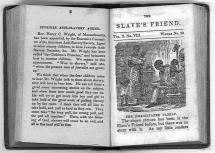 The Slave's Friend - Juvenile Anti-Slavery Agent