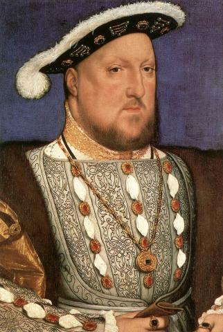 Henry VIII Famous People World History Visual Arts