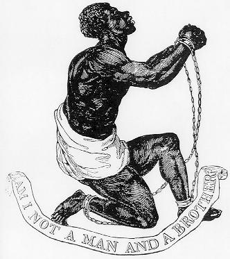A Slave in Chains - Official Medallion Civil Rights Philosophy Slaves and Slave Owners Social Studies Visual Arts