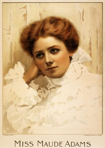Maude Adams - First Peter Pan in the U.S. Biographies Famous People Legends and Legendary People