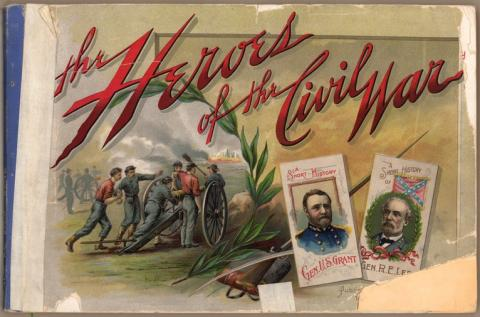 Prang's Civil War Images and Heroes American History Awesome Radio - Narrated Stories Social Studies Visual Arts