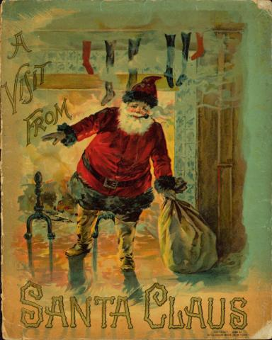 A VISIT FROM SAINT NICHOLAS (Illustration) Ancient Places and/or Civilizations Archeological Wonders Biographies Fiction Film History Social Studies World History Famous People