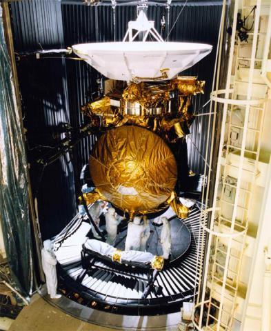 Cassini-Huygens Spacecraft Astronomy World History Education American History Social Studies Aviation & Space Exploration STEM