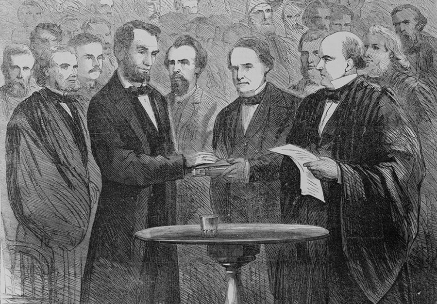 the history of president lincoln's assassination Lincoln's vice-presidential switch changed history  term vice president,  policies following lincoln's assassination and johnson's.
