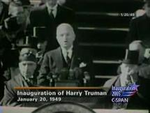 Harry Truman - Inaugural Address