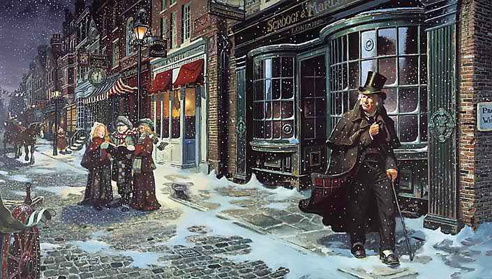 a christmas carol illustration ethics famous people nineteenth century life social studies victorian age