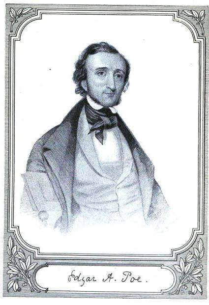 Edgar allan poe became one of america s leading writers of literary