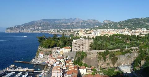 Sorrento Visual Arts Geography