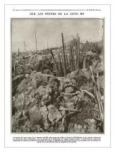 Fighting in the Trenches at Verdun - Cote (Hill) 304