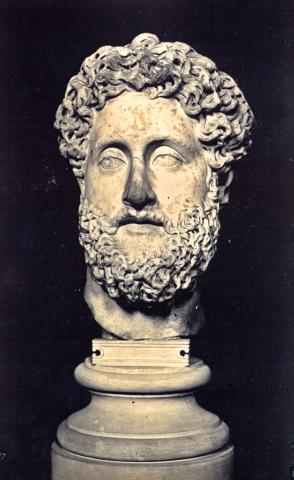 Commodus Bust Visual Arts Ancient Places and/or Civilizations Legends and Legendary People