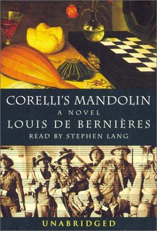 corellis mandolin a story about time and change