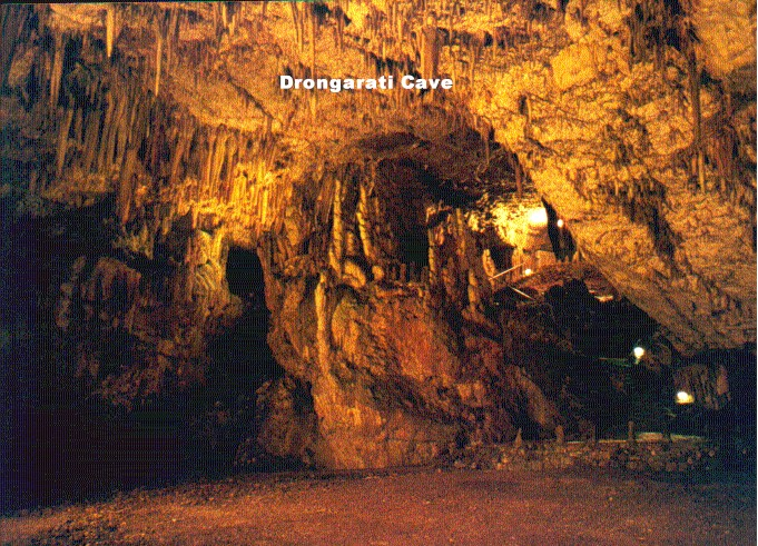 Drongarati Cave