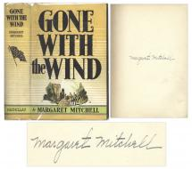 Gone with the Wind - First Edition
