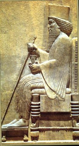 Darius the Great - Father of Xerxes (Illustration) Film Famous People Social Studies Archeological Wonders World History Ancient Places and/or Civilizations