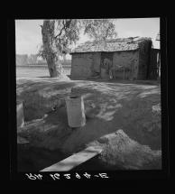 Imperial Valley California - Ditch Bank Housing