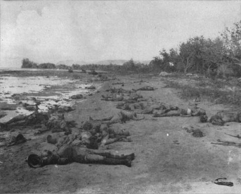 Saipan - Results of Japanese Banzai at Tanapag Plain American History Disasters Social Studies World War II Tragedies and Triumphs