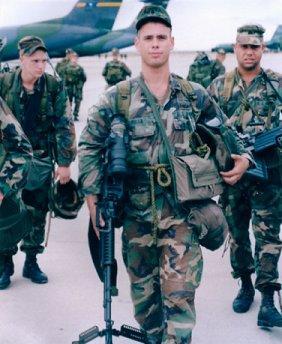 Dominick Pilla - Black Hawk Down