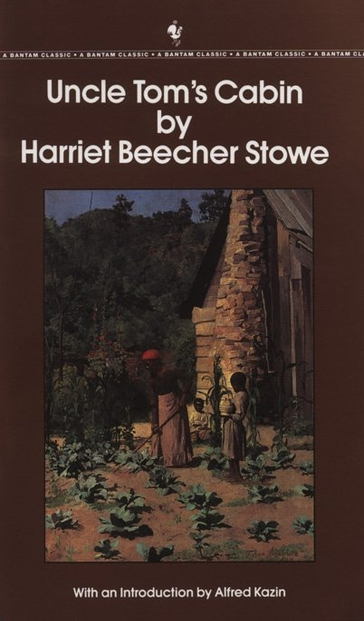 Uncle tom 39 s cabin by harriet beecher stowe for Tom s cabin