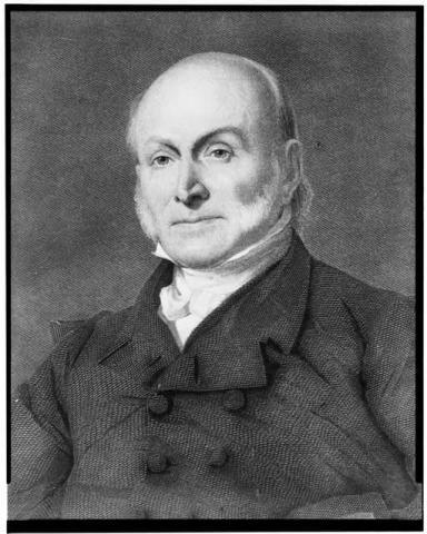 John Quincy Adams American History Civil Rights Famous Historical Events Famous People Law and Politics Slaves and Slave Owners Social Studies Trials American Presidents