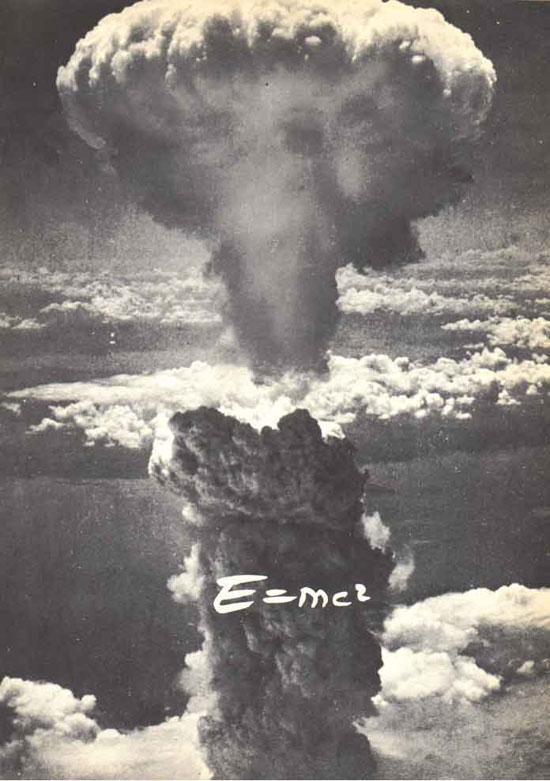 Albert Einstein Role In The Atom Bomb Project