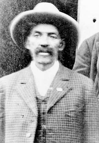 BASS REEVES - U.S. DEPUTY MARSHAL (Illustration) American History African American History Crimes and Criminals Law and Politics Nineteenth Century Life Social Studies Legends and Legendary People Biographies Slaves and Slave Owners