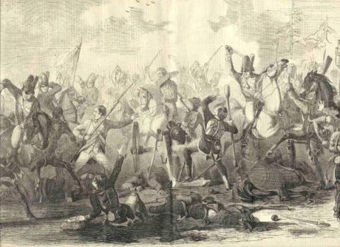 Battle of Waxhaws-Buford's Massacre