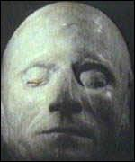 Wolfe Tone's Death Mask Famous People Visual Arts World History Tragedies and Triumphs