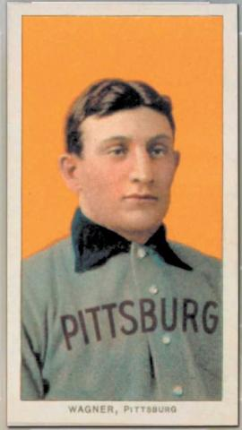 Honus Wagner Baseball Card American History Awesome Radio - Narrated Stories Social Studies Sports Visual Arts Famous People