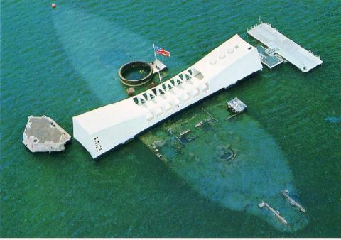 Pearl Harbor (Illustration) Disasters World War II Famous Historical Events Film