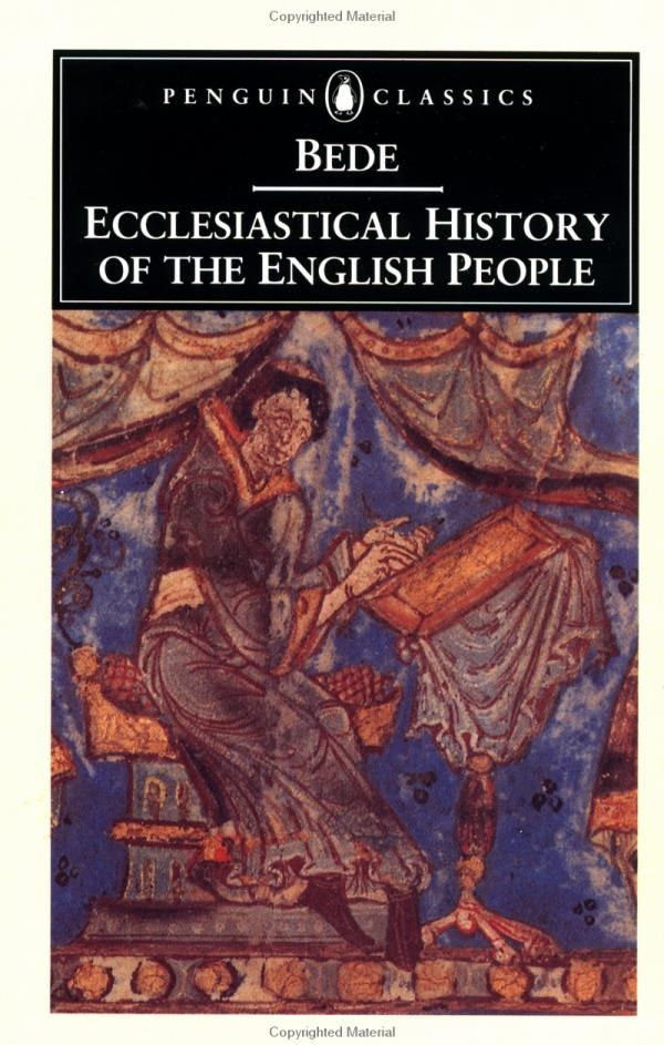 History Book Cover Pictures : Bede history book cover