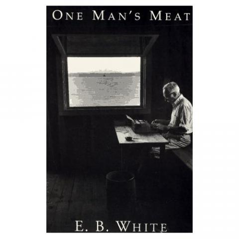 e b white s once more to Eb white's once more to the lake is a very powerful descriptive essay that shows us how things will always change the story starts off with a man and his son going on a trip to visit a lake where the father had gone when he was little with his father.
