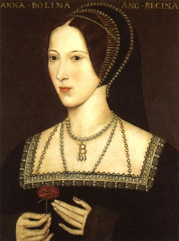 Anne Boleyn - Second Wife of Henry VIII Visual Arts Film World History