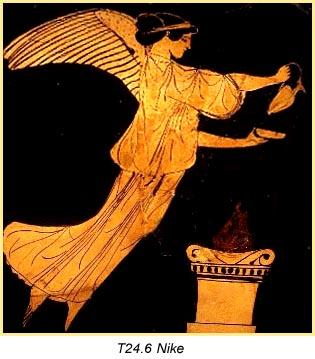 Nike - Winged Goddess of Victory Philosophy Ancient Places and/or Civilizations Visual Arts