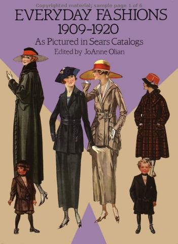Sears Catalog Fashions of the Twenties Tragedies and Triumphs American History Social Studies