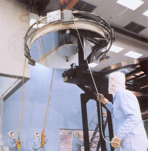 hubble telescope flawed mirrors - photo #23