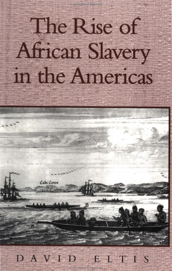 the rise of slavery by morgan in american history Few works of history have exerted as powerful an influence as a book published in 1944 called capitalism and slavery its author, eric williams, later the prime minister of trinidad and tabago, charged that black slavery was the engine that propelled europe's rise to global economic dominance he.