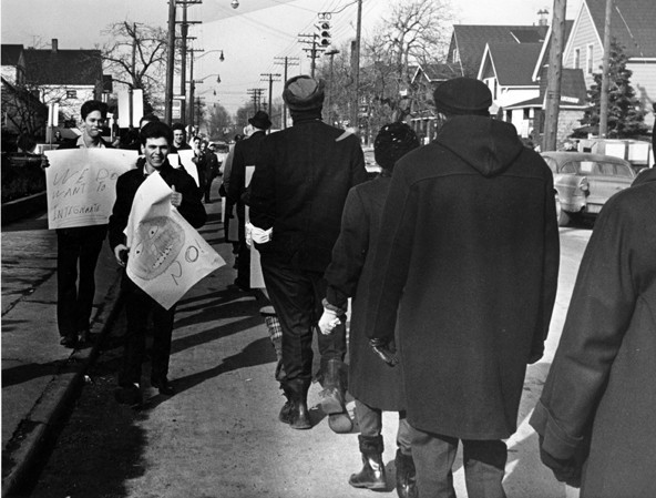 1964 Protests at Memorial Elementary