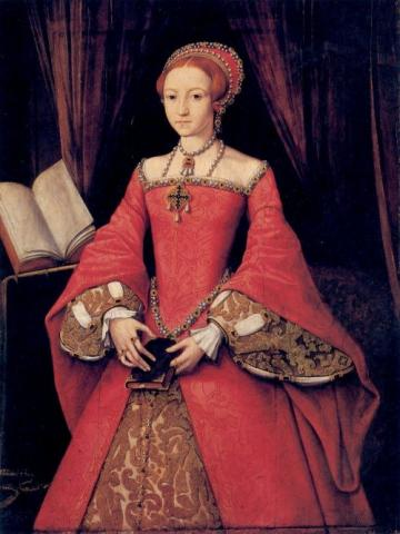 Princess Elizabeth - Cousin to Mary, Queen of Scots Famous People Social Studies World History Biographies