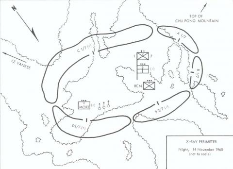Detail of X-Ray Perimeter American History Famous Historical Events Social Studies Geography