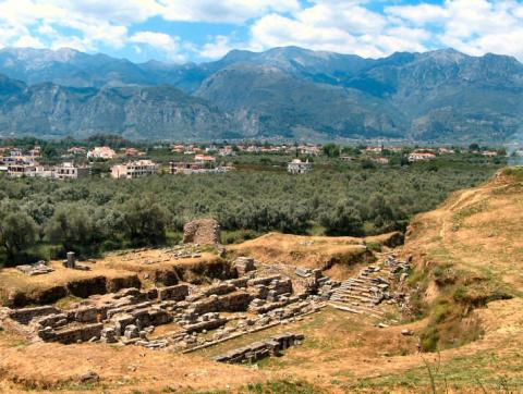 Ruins of Sparta Archeological Wonders Ancient Places and/or Civilizations Geography History Social Studies World History