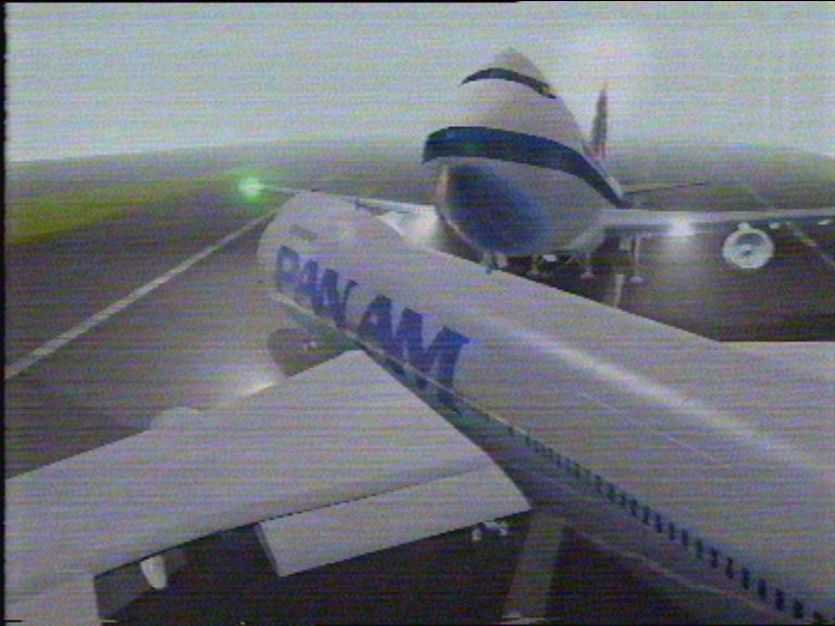 an introduction to the crash between a klm 747 and a pan am 747 Tenerife airport disaster  it's certainly more relevant to the events being described than generic stock pictures of klm and pan am 747s  the pan am boeing 747.