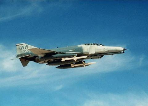 F-4G (Advanced Wild Weasel) Ethics American History Cold War Film Aviation & Space Exploration