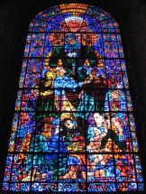 Canterbury Cathedral - Peace Window