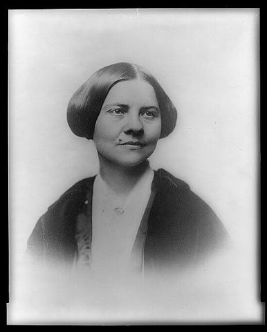 Suffragist - Lucy Stone Visual Arts Civil Rights Famous People