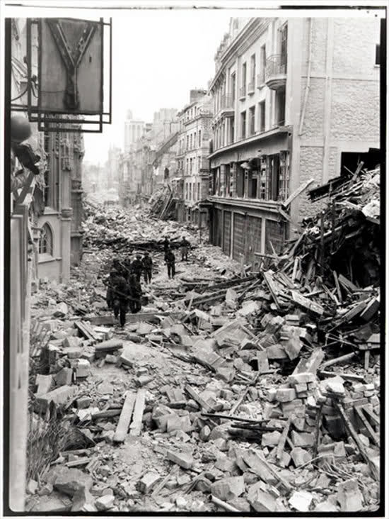 Victory In Europe End Of Wwii